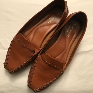 Kate Spade Leather Loafer